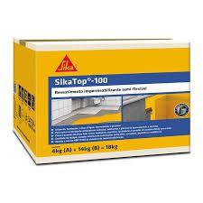 SikaTop 100 Caixa 18KG