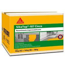 SikaTop 107 Caixa 18KG