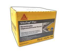 SikaTop Flex Caixa 18KG