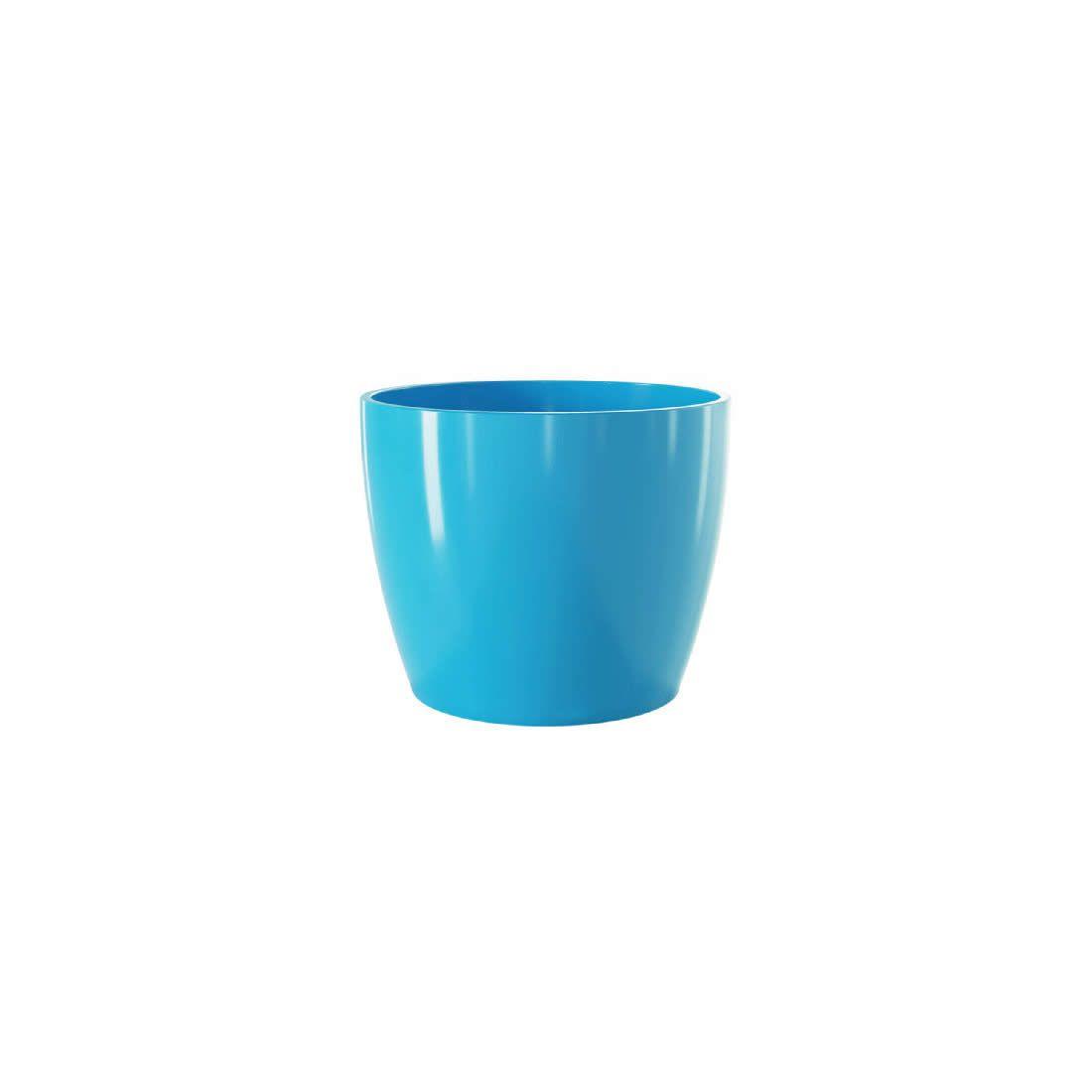 Vaso Para Planta Cerâmico Munique Azul 11 - Japi