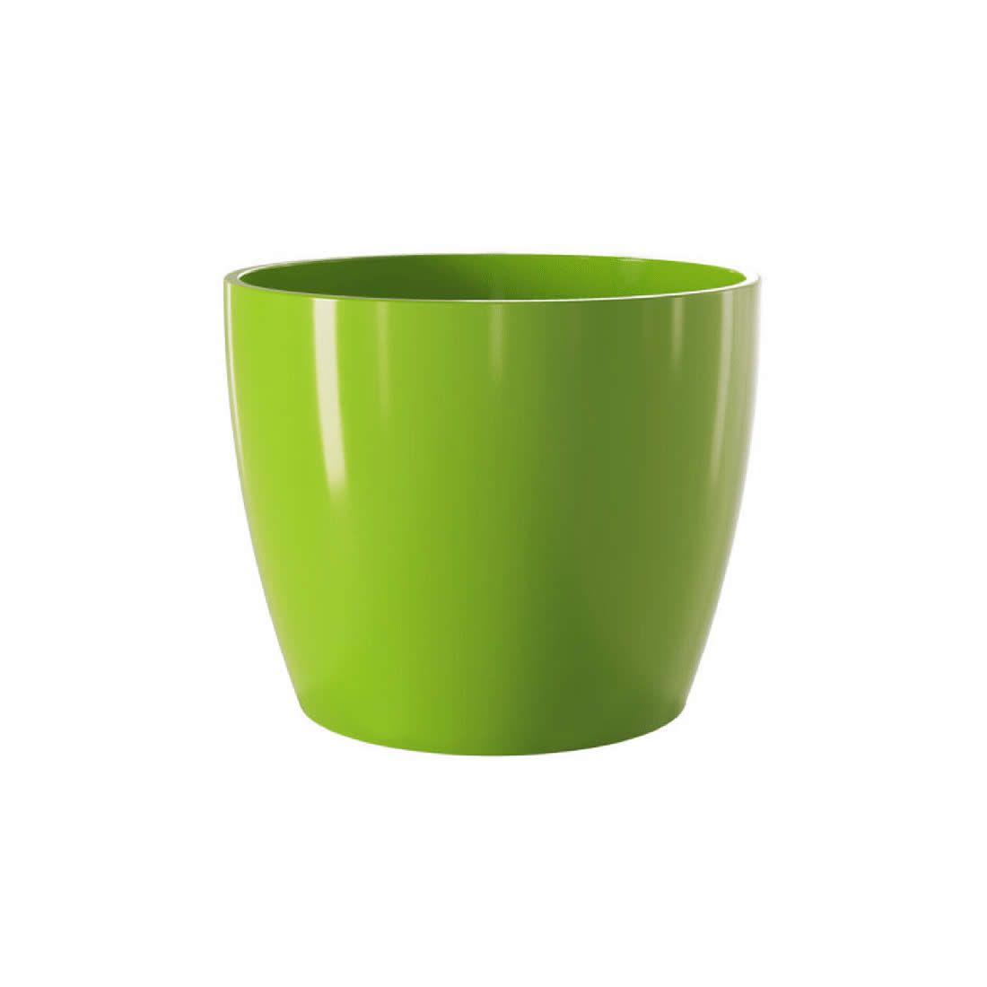 Vaso Para Planta Cerâmico Munique Verde 16 - Japi