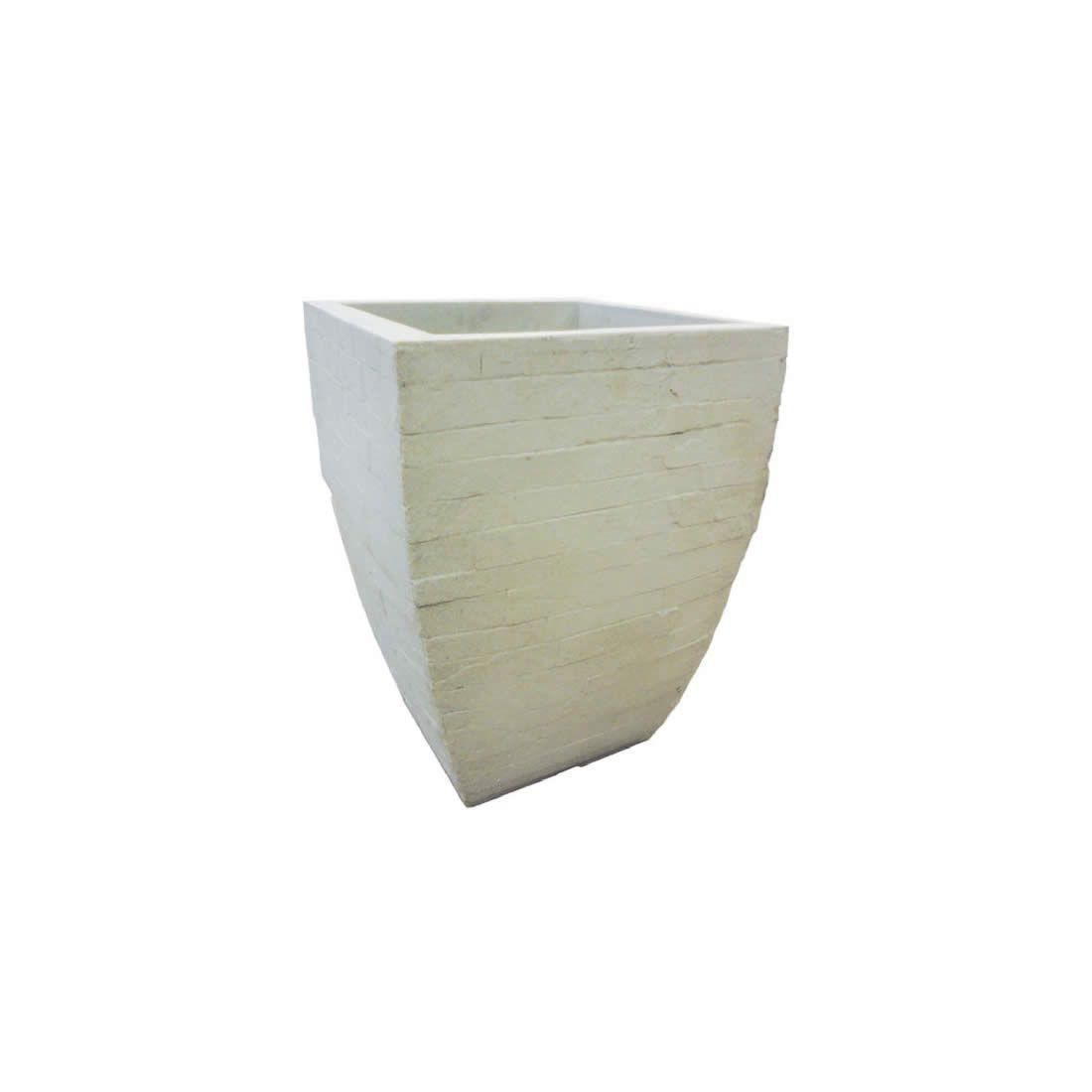 Vaso Para Planta Minas Stone 33 Cimento - Japi