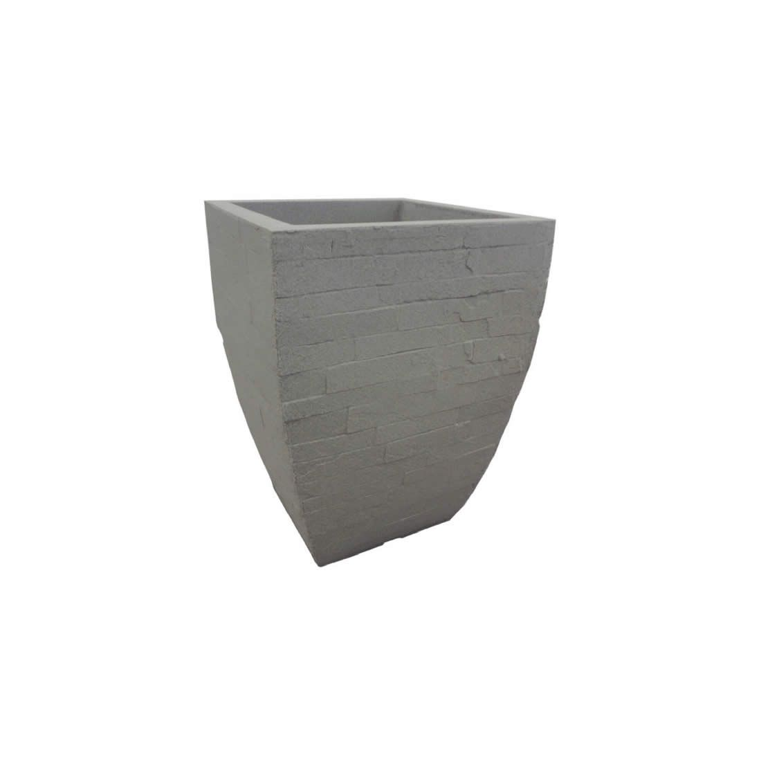 Vaso Para Planta Minas Stone 33 Marmore - Japi