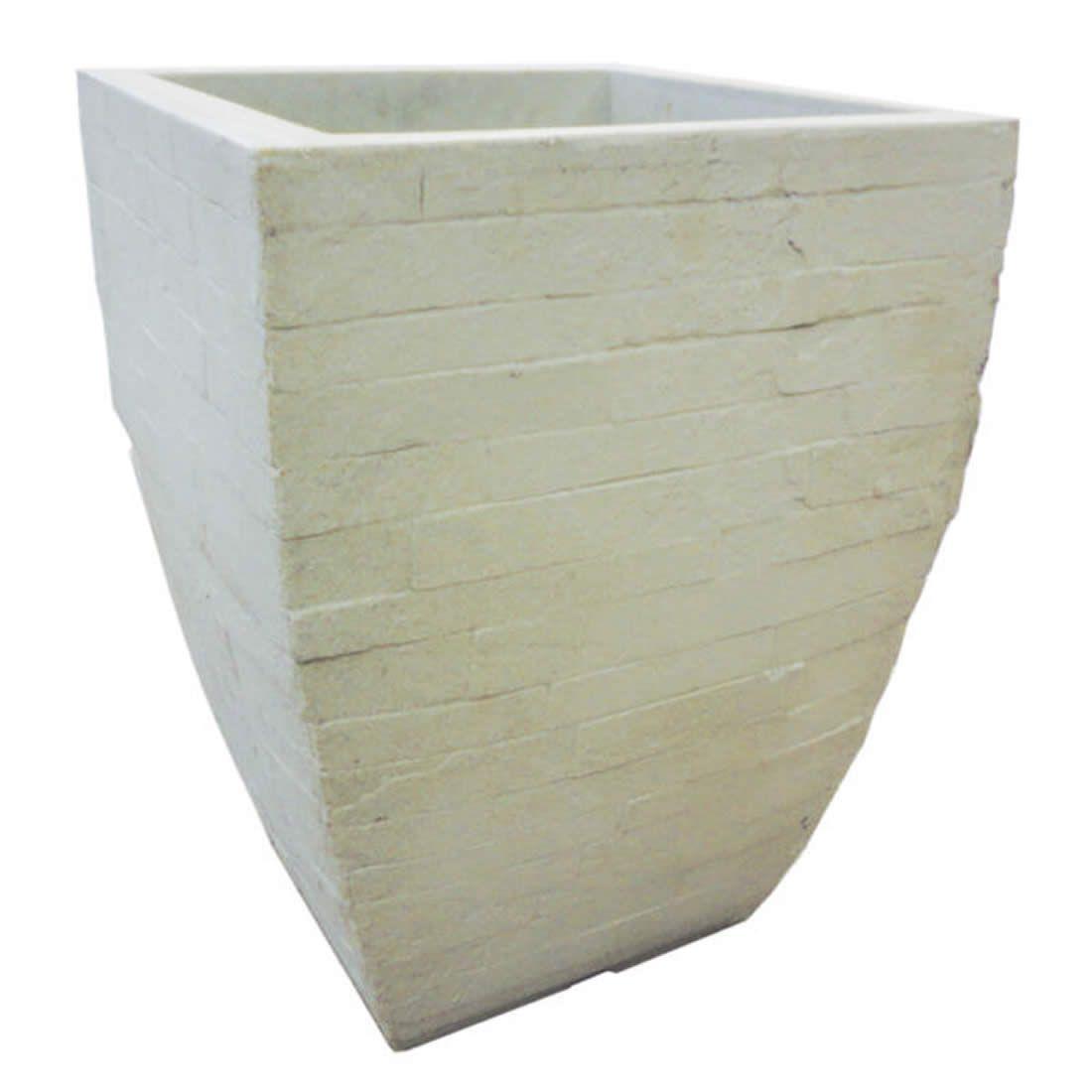 Vaso Para Planta Minas Stone 49 Cimento - Japi