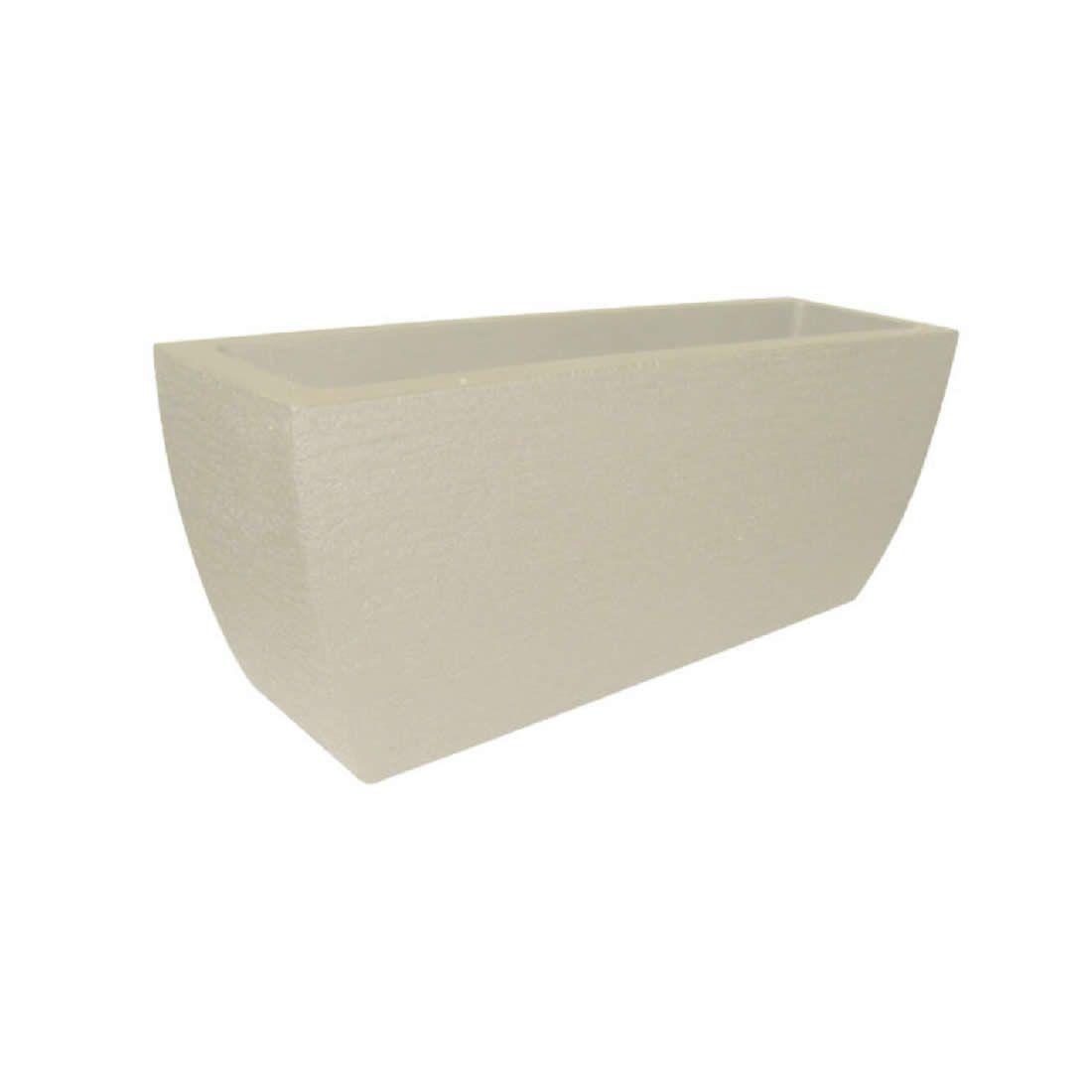 Vaso Para Planta Parede Mod 50 Cimento - Japi