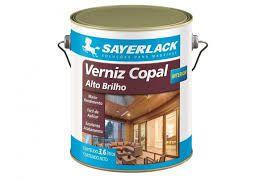 Verniz copal alto brilho Sayerlack 3,6L REF - SB.2350.00GL