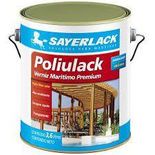 Verniz poliulack acetinado 3,6L Sayerlack REF - SO.2301.00GL