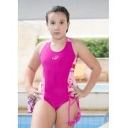 MAIÔ KIDS XTRA LIFE GIRLS INFANTIL HAMMERHEAD - PINK/STAMP ROSA