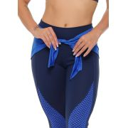 TAPA BUMBUM JUST FIT - AZUL ROYAL