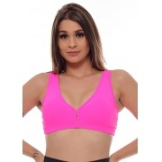 TOP BOJO NEW JUST FIT - PINK FLÚOR