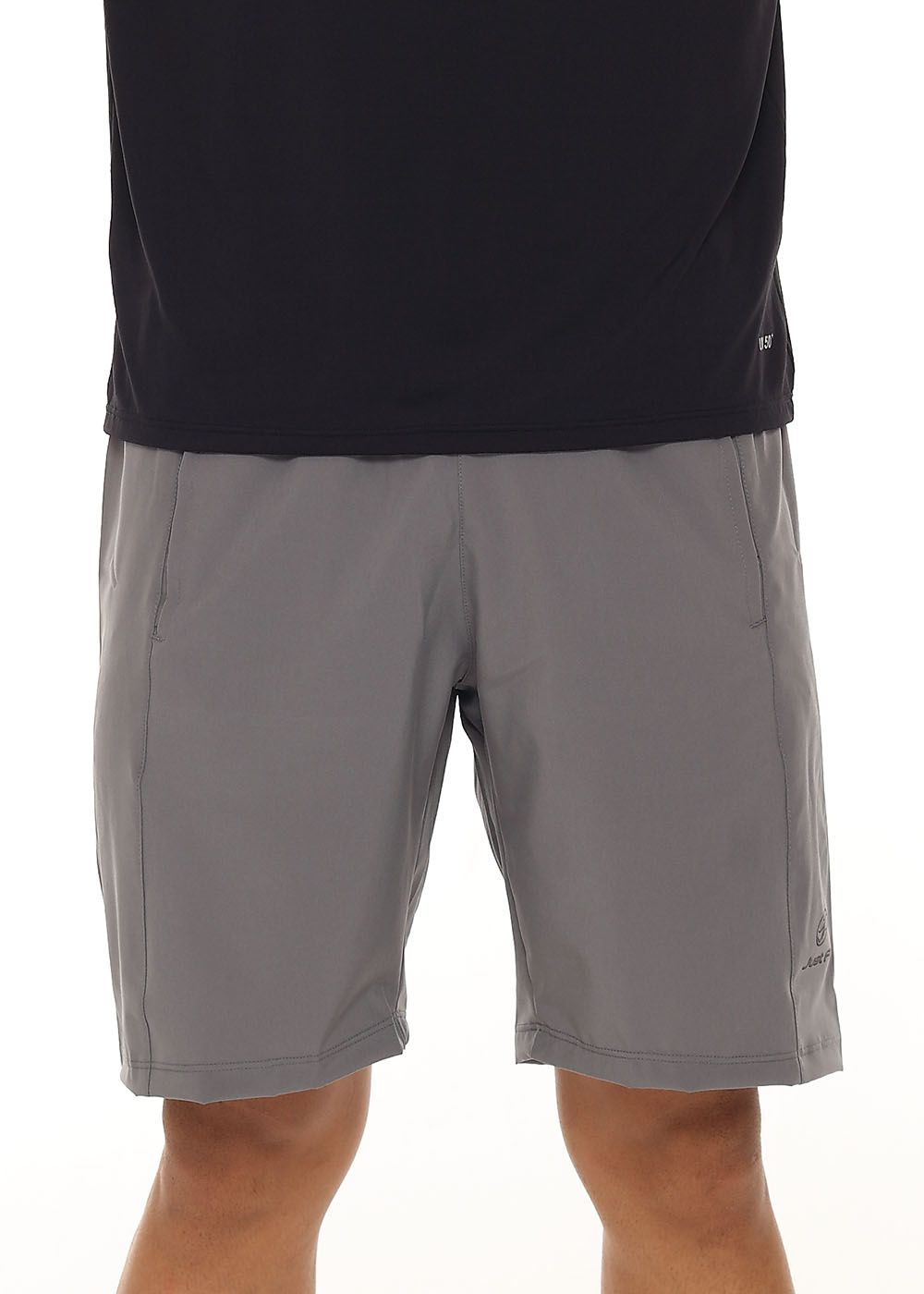 BERMUDA MASCULINA CLUB FIT - CINZA