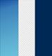 Azul/Transparente/Marinho