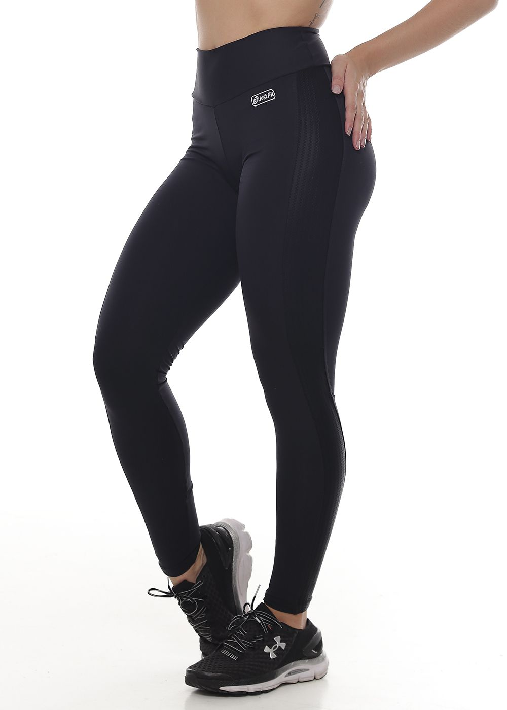 CALÇA FUSÔ BLACK ULTIMATE FEMININA JUST FIT - PRETO