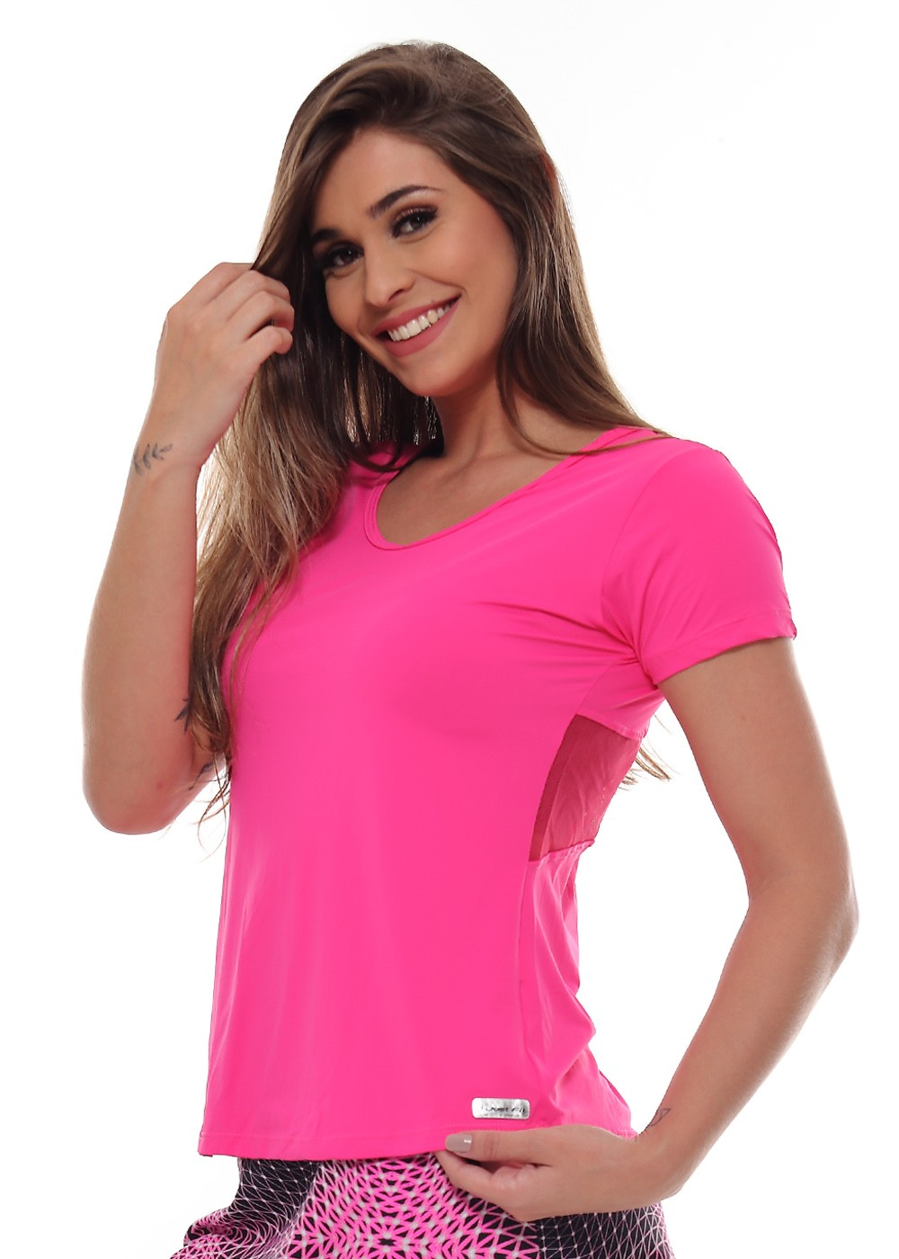 T-SHIRT ALWAYS JUST FIT - PINK