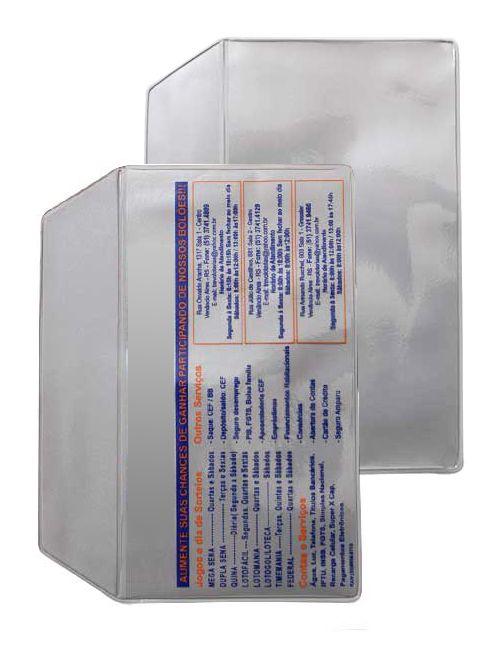 Envelope Lotérico 20x10 com aba
