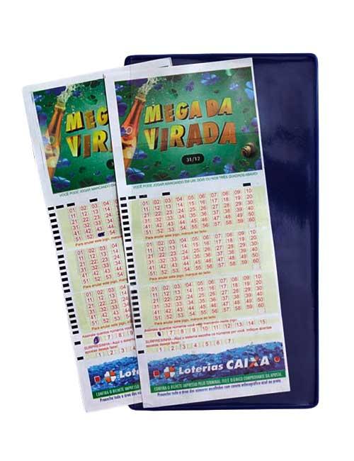 Envelope Lotérico 20x10 sem aba