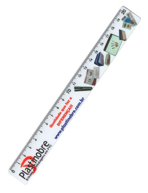 Régua Personalizada 20 cm