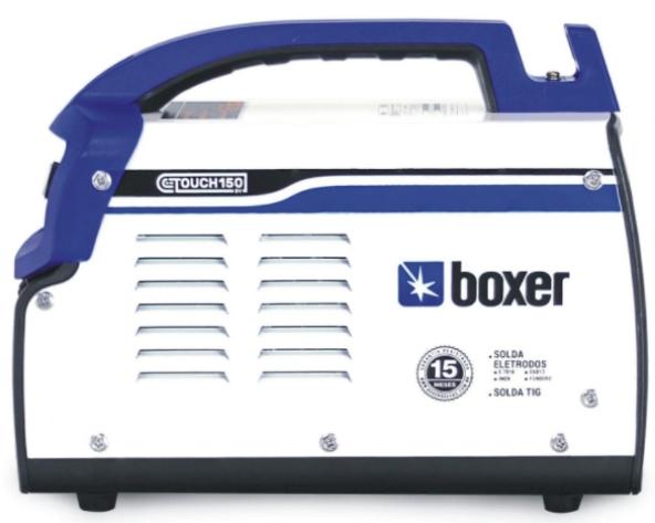 Inversora para Solda 140A Touch 150  220V - Boxer