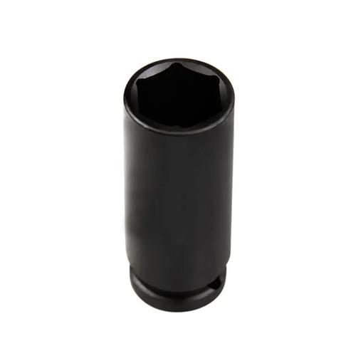 Soquete de Impacto Sextavado Longo 15mm com Encaixe de 1/2 Pol - Sigma Tools