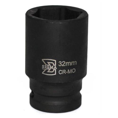 SOQ IMP SEXT LONGO 32MM 3/4POL - Sigma Tools