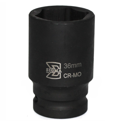 SOQ IMP SEXT LONGO 36MM 3/4POL - Sigma Tools