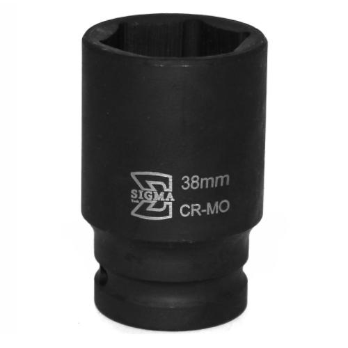 SOQ IMP SEXT LONGO 38MM 3/4POL - Sigma Tools