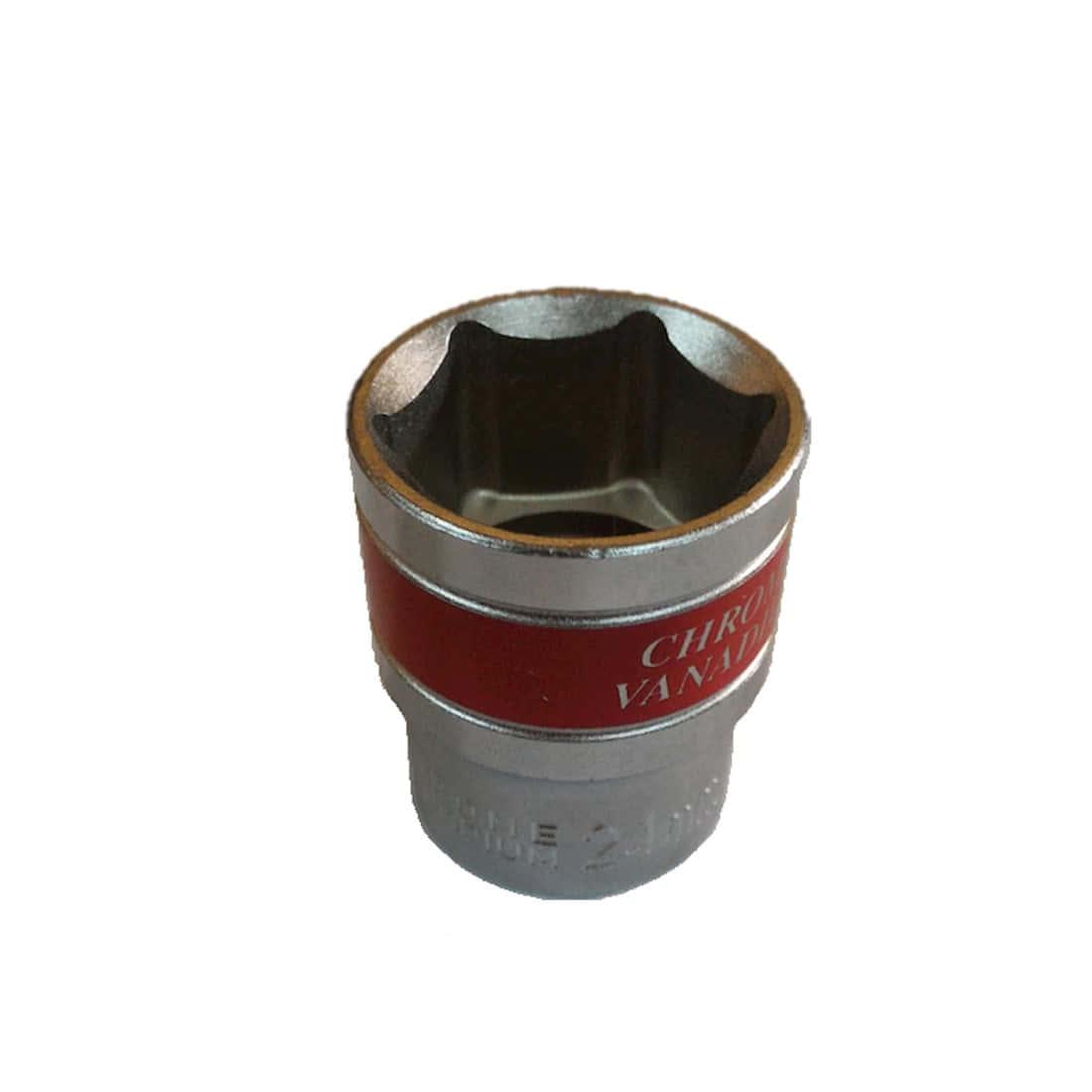 SOQUETE SEXTAVADO 24mm com ENCAIXE de 1/2 PPOLEGADA - Mtx