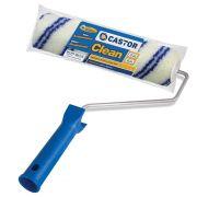 Rolo para pintura Lã Clean 12MMx23CM c/cabo - Castor