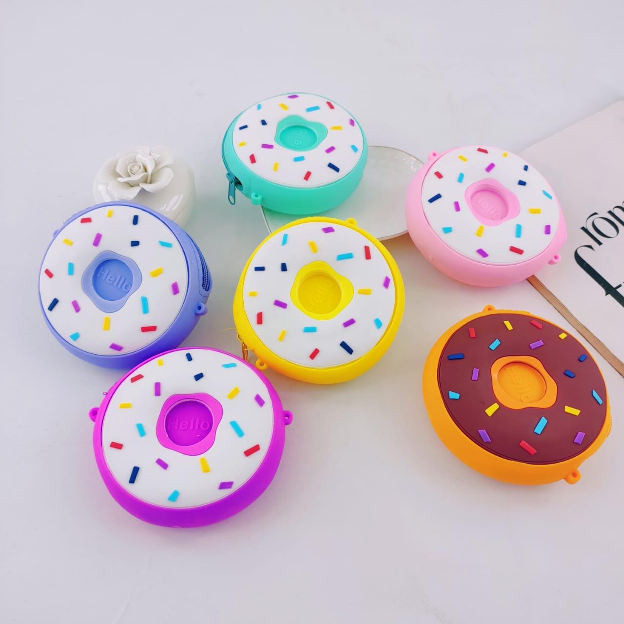Bolsa Infantil ''Donut''