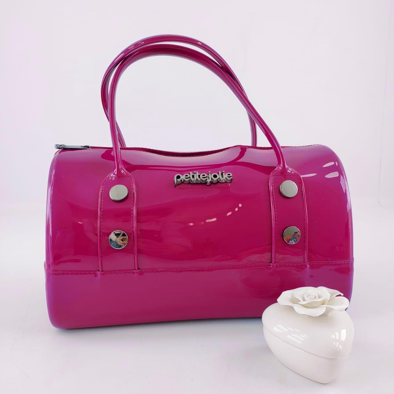 Bolsa Petite Jolie ''Baú Bag''