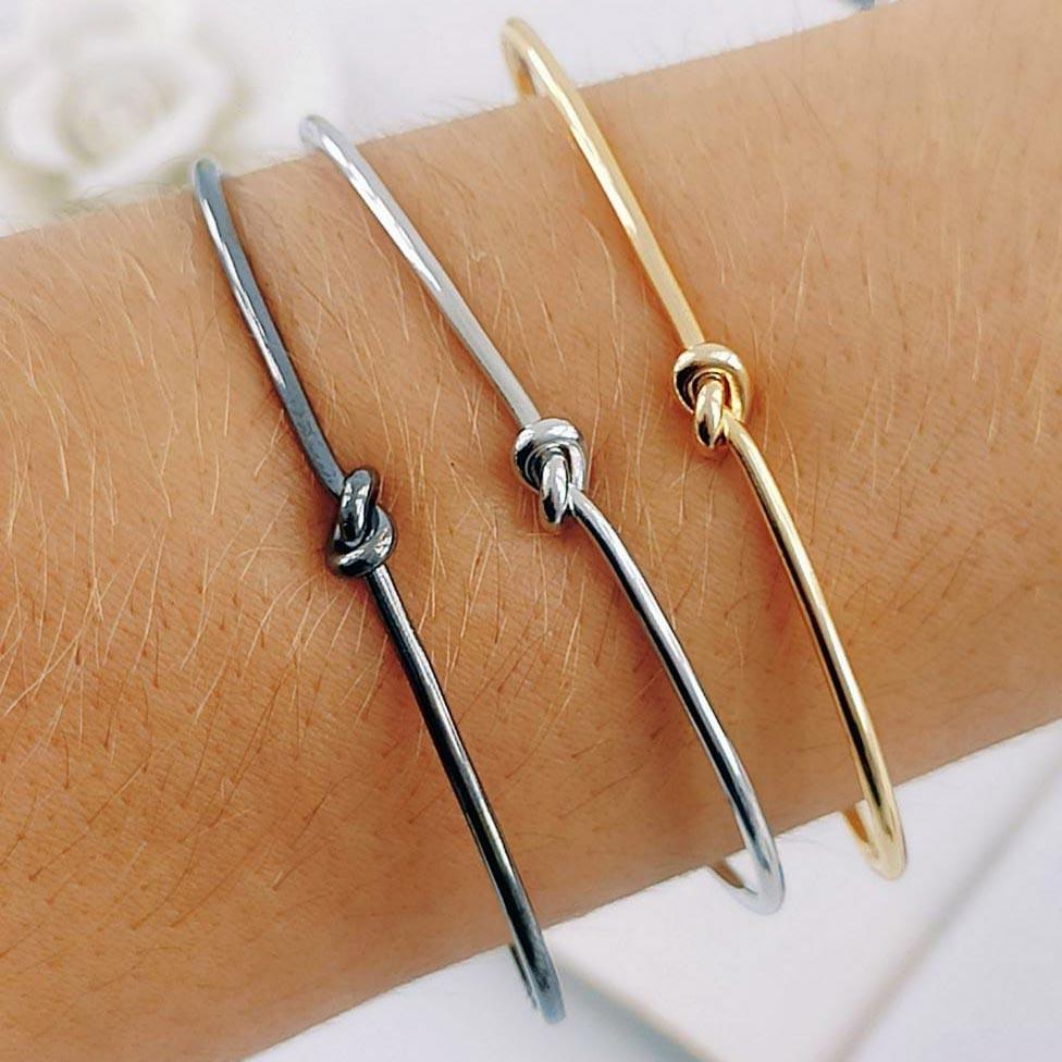 Bracelete de Nó (Fechado)