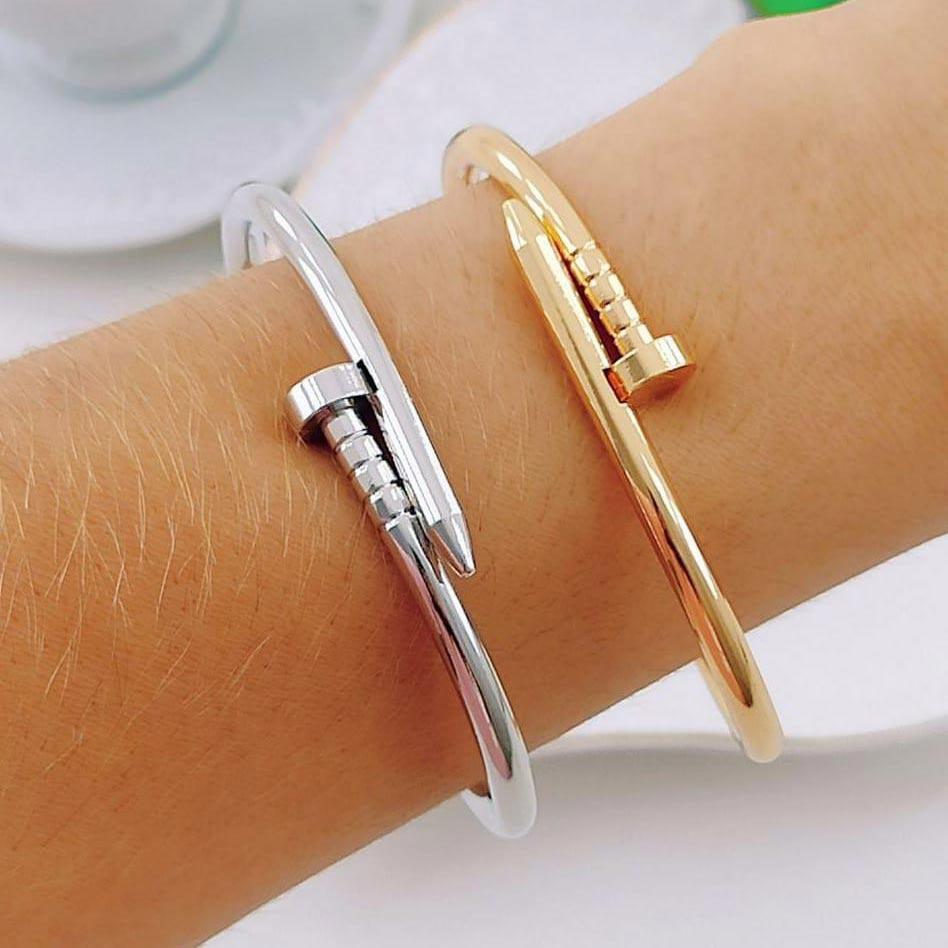 Bracelete Prego