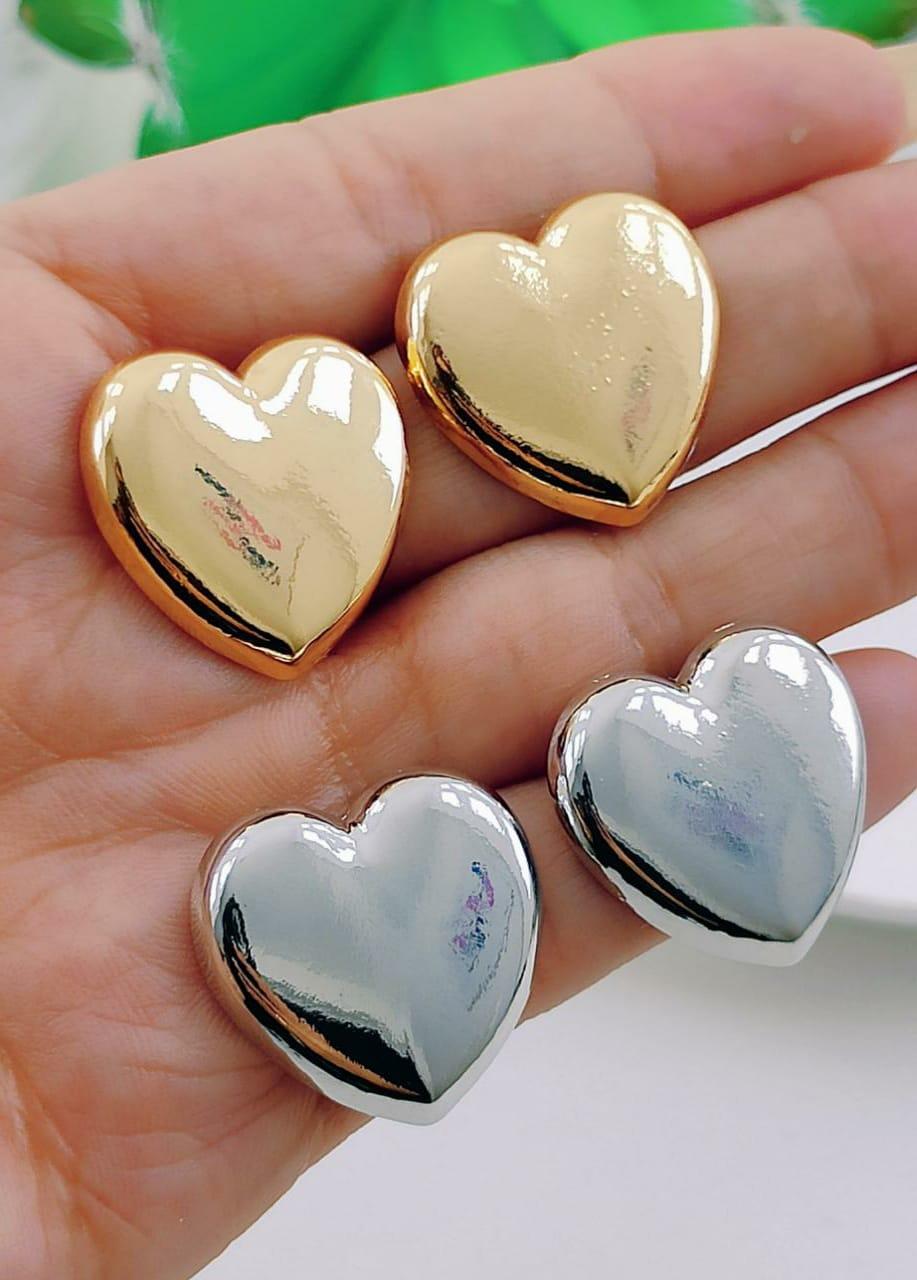 Brinco de Coração