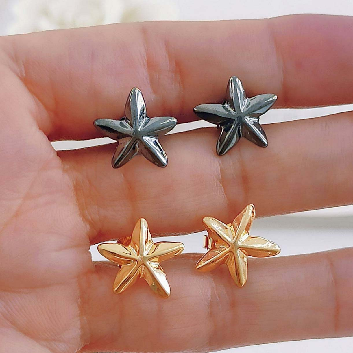 Brincos de Estrela