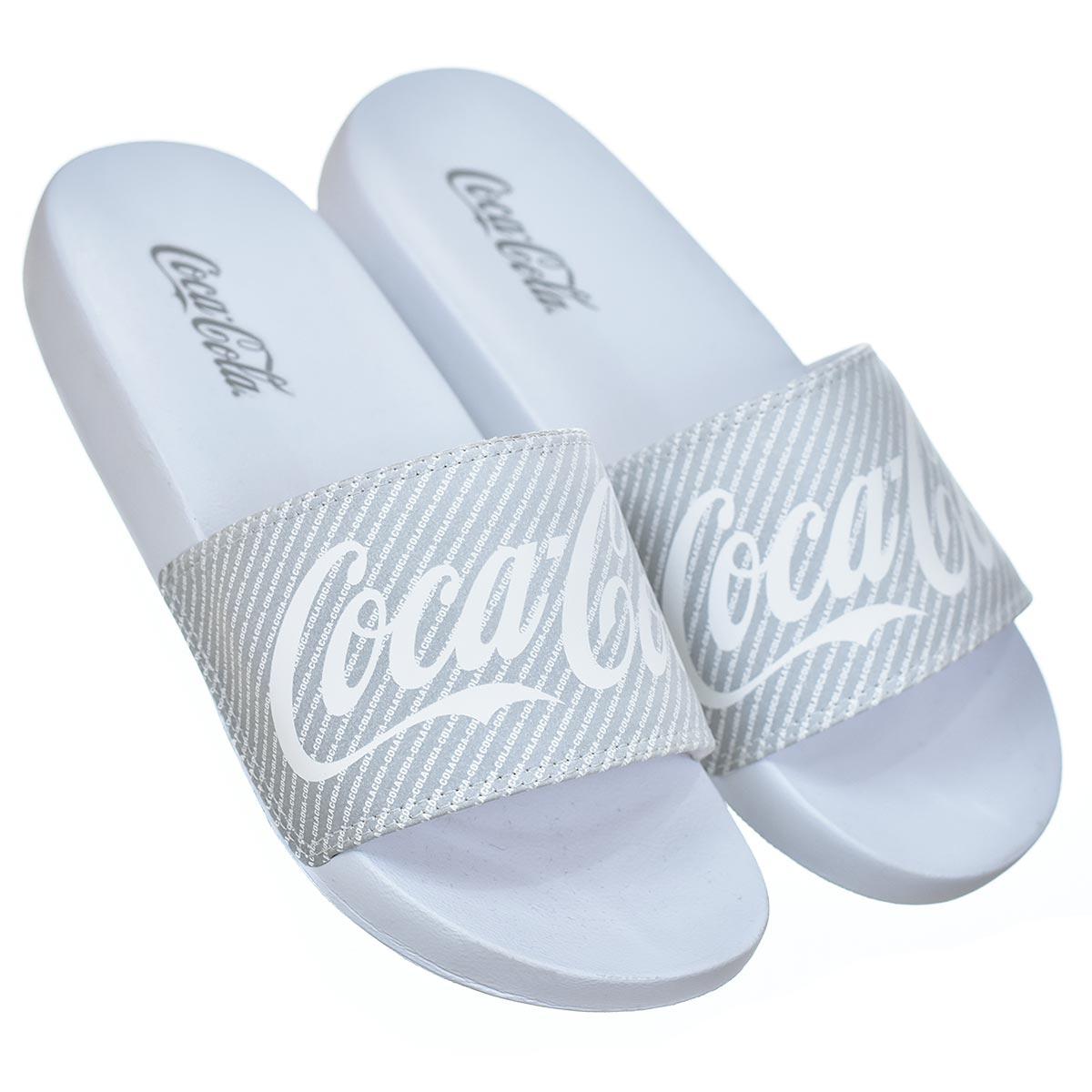 Chinelo Coca-Cola Slide