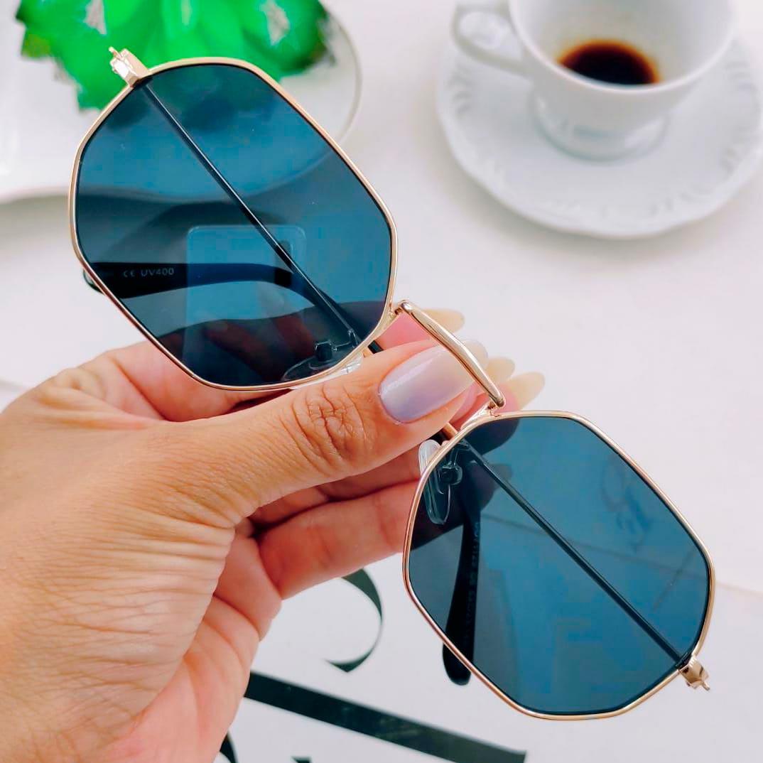 Óculos de Sol Octogonais ''Scarlett''