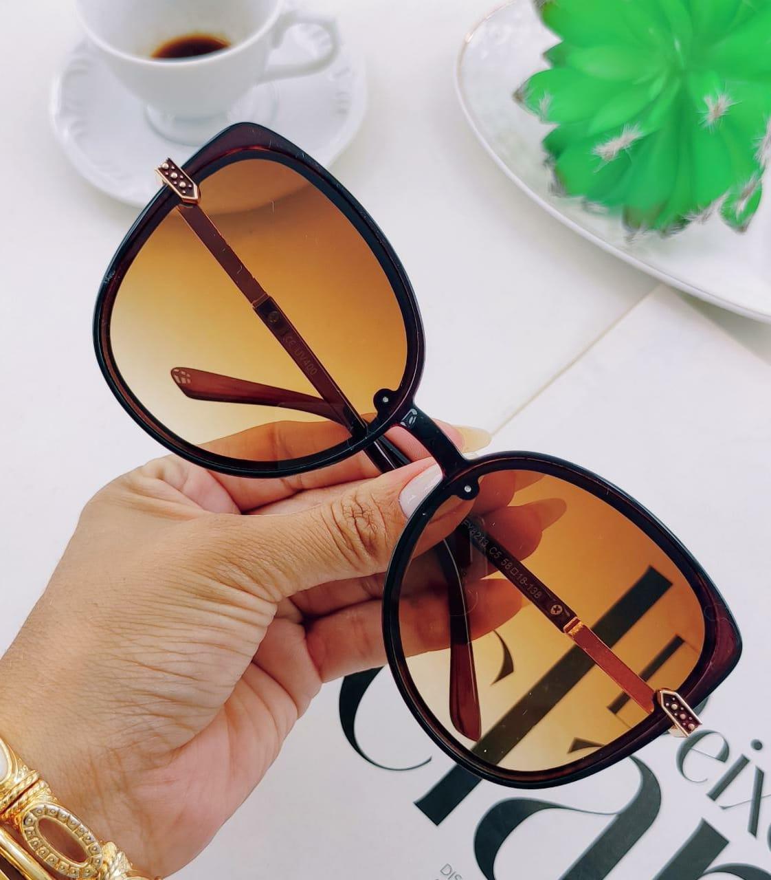 Óculos de Sol Borboleta ''Rose''
