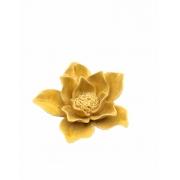 Escultura Flor Amarela