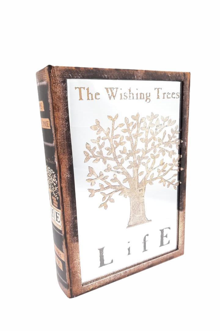Caixa Livro Life