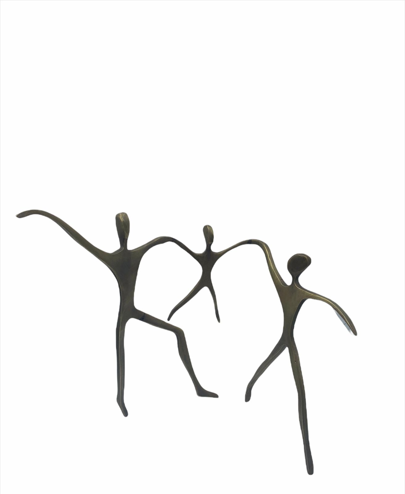 Escultura Menino Bronze