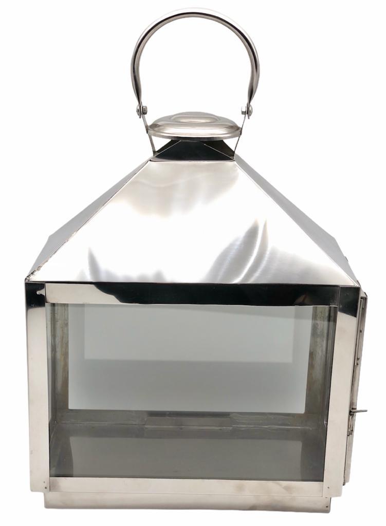 Lanterna Aço Inox