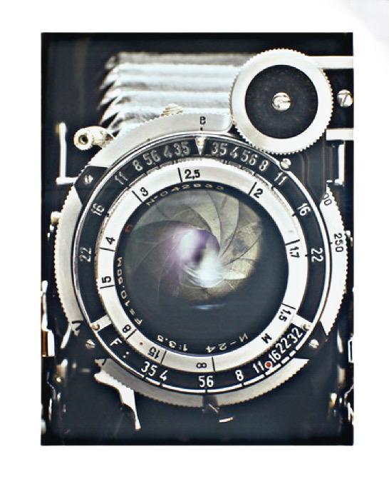 Quadro Câmera Fotográfica