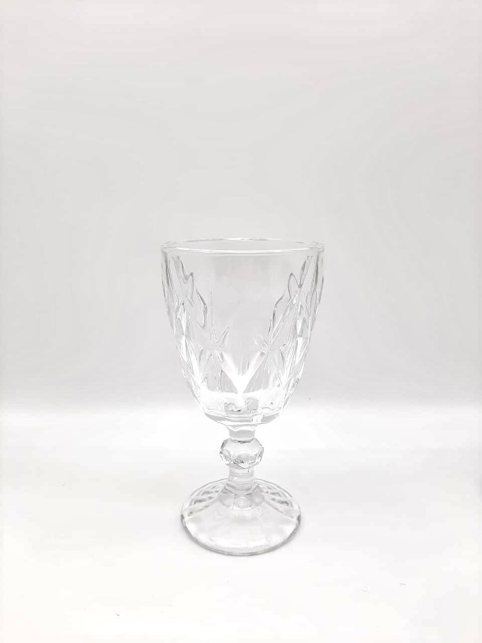 Taça Diamond Transparente