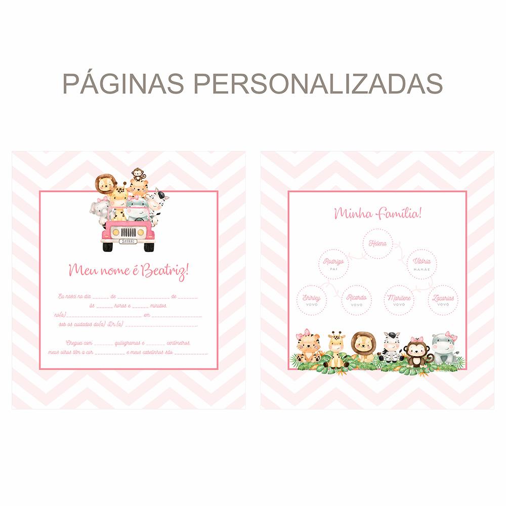 Álbum Amigos no Jipe Rosa