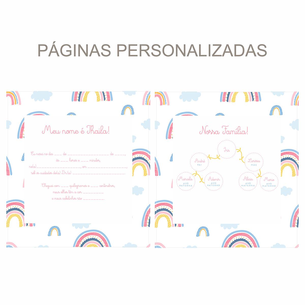 Álbum Arco-íris