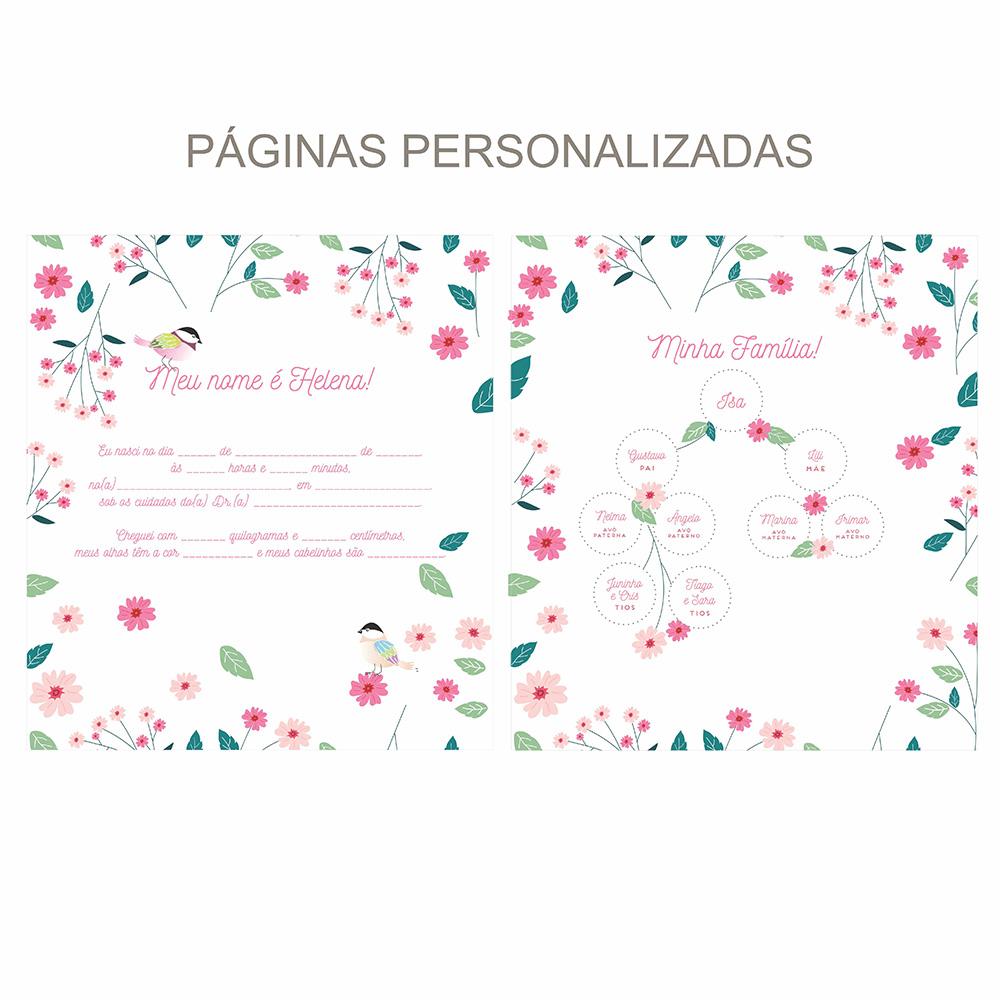 Álbum Passarinhos