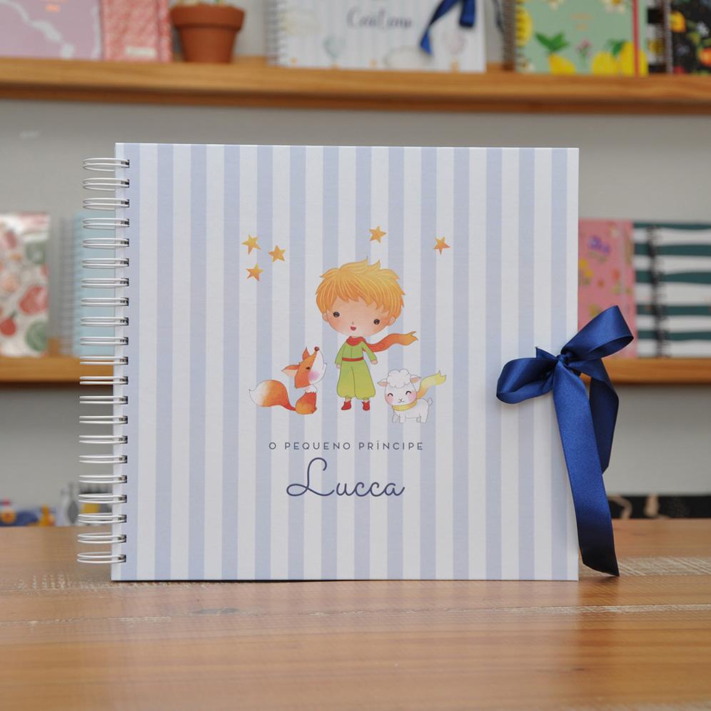 Álbum Pequeno Príncipe
