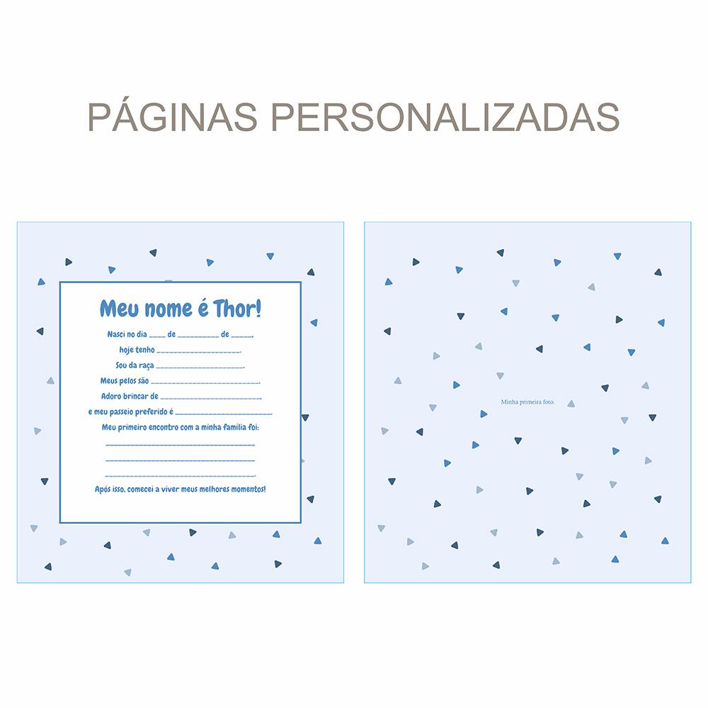 Álbum Pet Confete