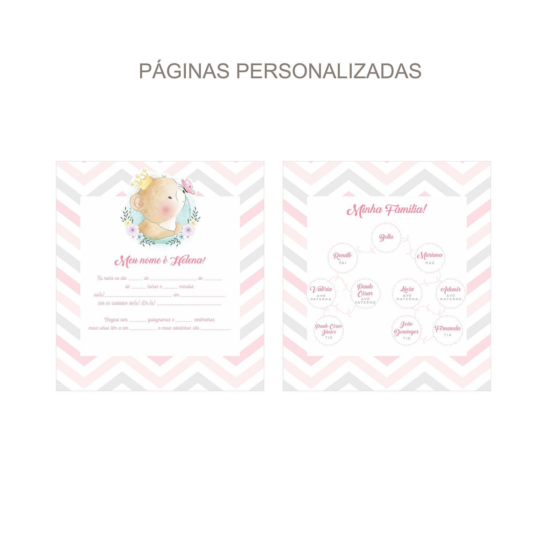 Álbum Ursinha Bailarina