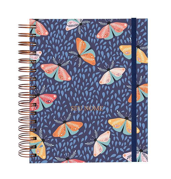 Caderno Aurora